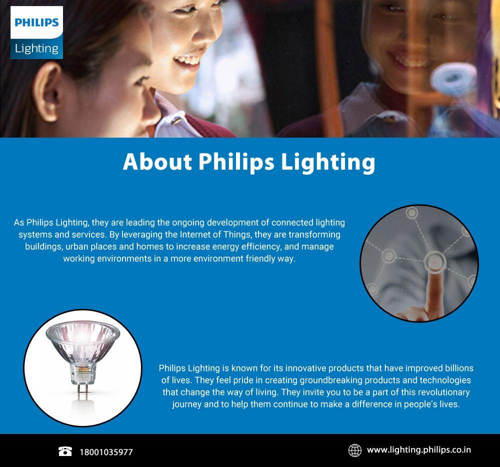 Philips Lighting System By Abhi Sharma
