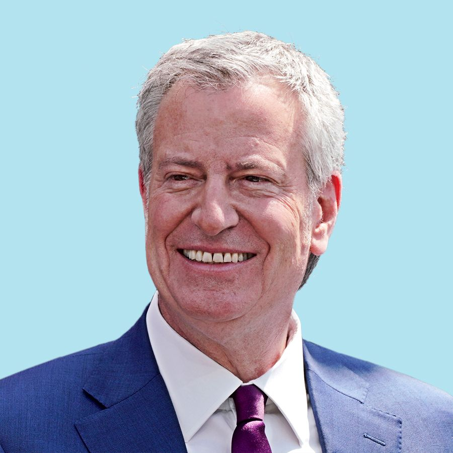 Bill de Blasio Net Worth $2.5 million