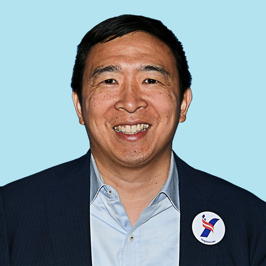 Andrew Yang Net Worth $1 million